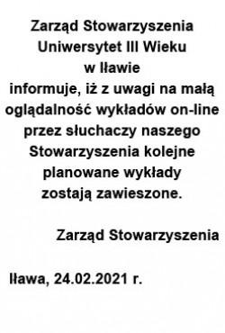 informacja-wyklady-online